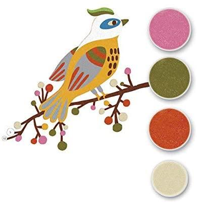 Birds of Paradise Sand Art Kit - JKA Toys