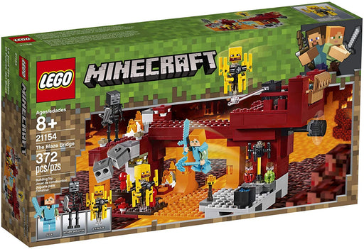 LEGO Minecraft: The Blaze Bridge - JKA Toys