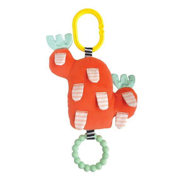 Cactus Garden Bloom & Bite Teething Toy - JKA Toys