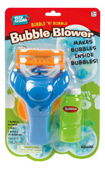 Bubble N' Bubble Bubble Blower - JKA Toys