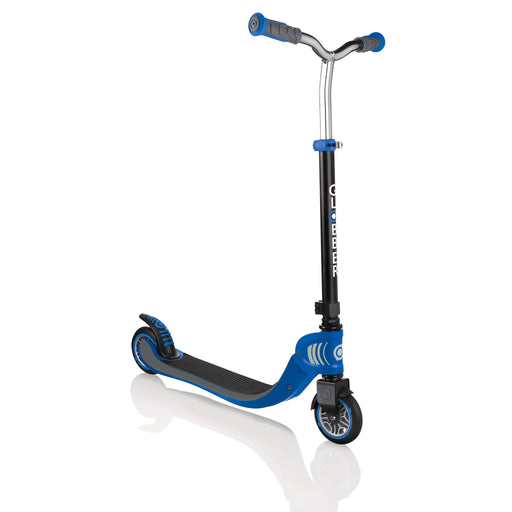 Globber Flow Foldable Scooter - Blue - JKA Toys