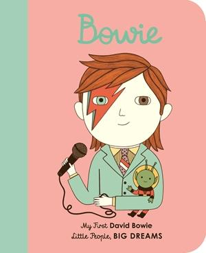 Little People Big Dreams: My First David Bowie Board Book - JKA Toys