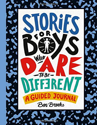 Stories For Boys Who Dare To Be Different: A Guided Journal - JKA Toys