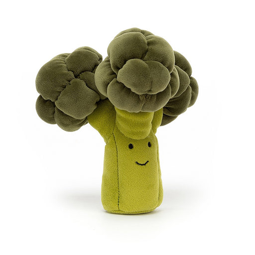 Vivacious Vegetable Broccoli Plush - JKA Toys