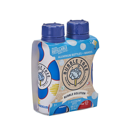 Bubble Tree Refillable Bottles 2 Pack - JKA Toys