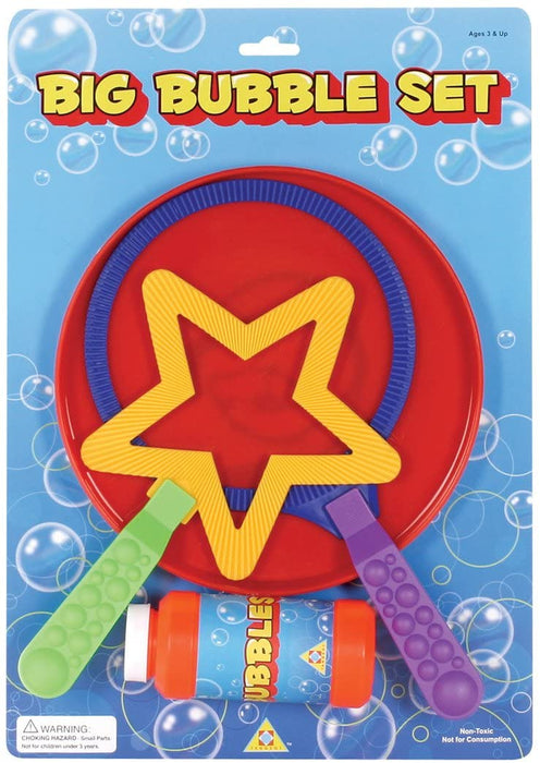 Big Bubble Wand Set - JKA Toys
