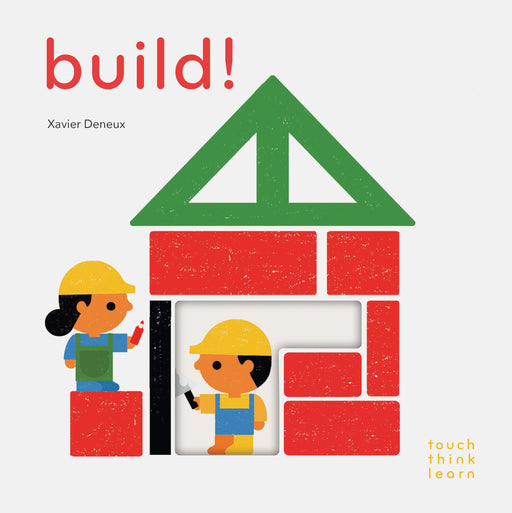 Touch Think Learn: Build! - JKA Toys
