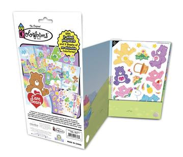 Care Bears Colorforms Travel Set - JKA Toys
