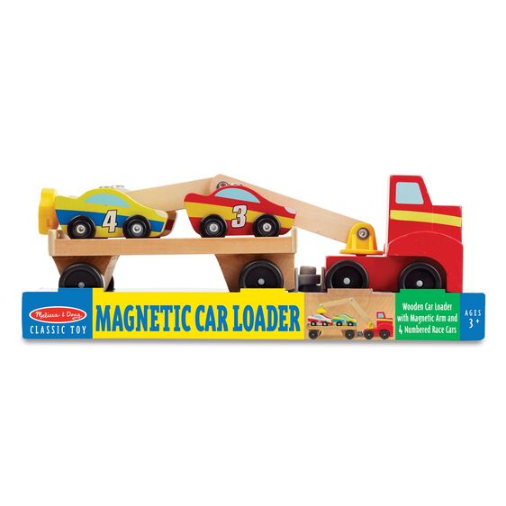 Magnetic Car Loader - JKA Toys