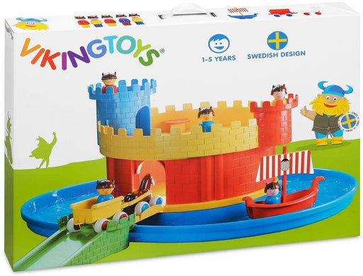 Viking City Castle Water Playset - JKA Toys
