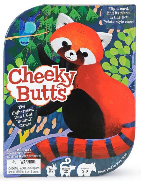 Cheeky Butts - JKA Toys