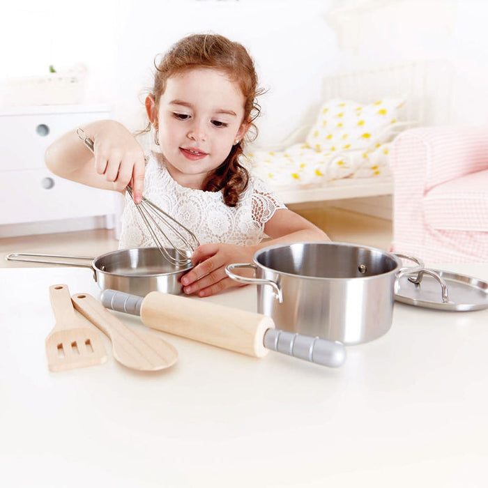 Chef's Cooking Set - JKA Toys