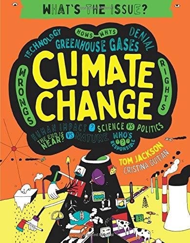 What's The Issue? Climate Change Book - JKA Toys