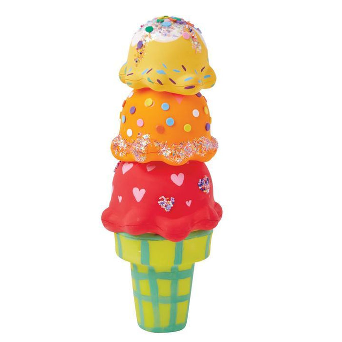Paint Your Own Ice Cream Cone - JKA Toys