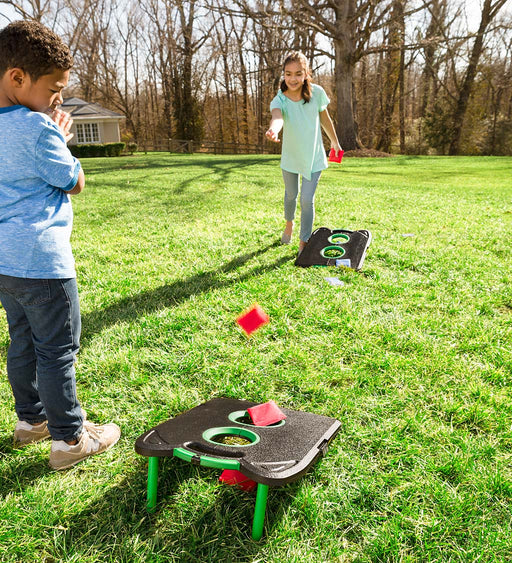 Pick Up & Go Portable Cornhole - JKA Toys
