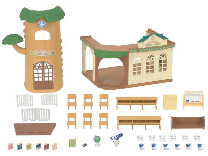 Calico Critters Country Tree School - JKA Toys