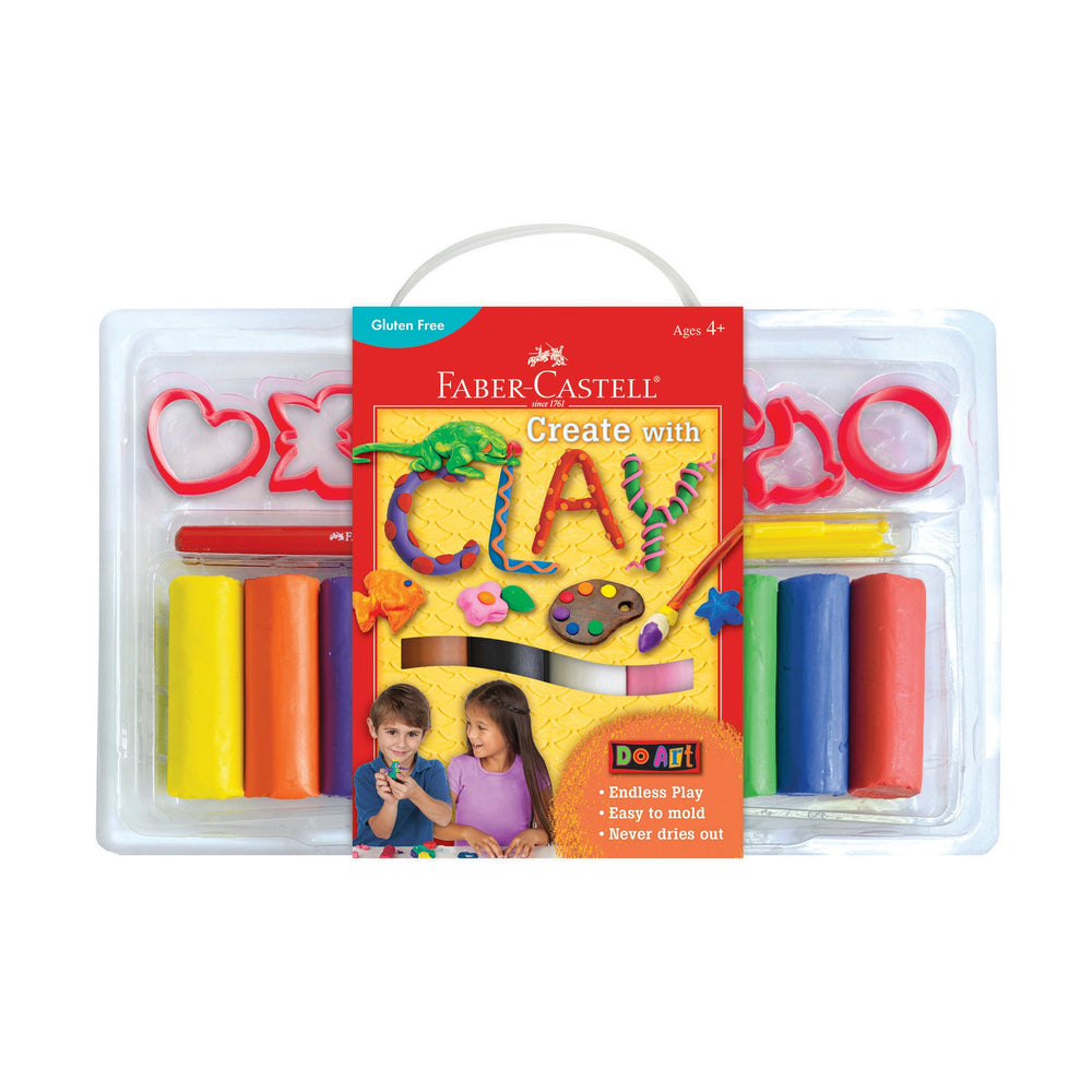 Create With Clay - JKA Toys