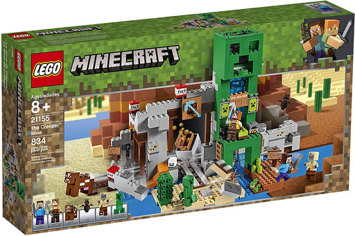LEGO Minecraft: The Creeper Mine - JKA Toys
