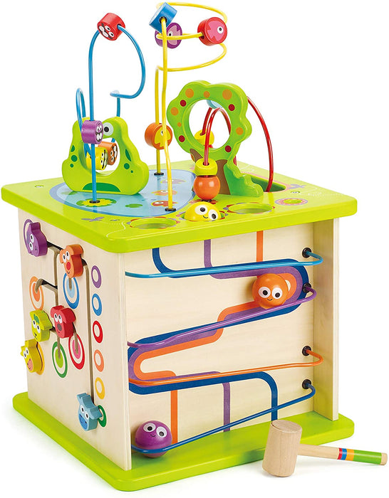 Country Critters Activity Play Cube - JKA Toys