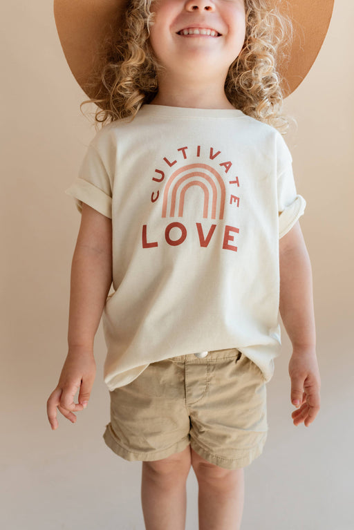 Cultivate Love T-Shirt Size 2T - JKA Toys