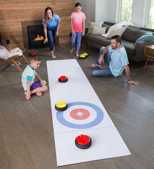 Indoor Curling Game - JKA Toys