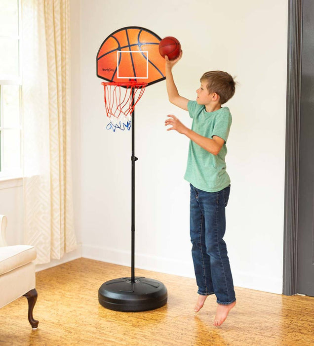 2-In-1 Basketball and Magnetic Dart Game - JKA Toys