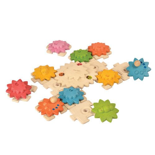 Deluxe Gears & Puzzles - JKA Toys