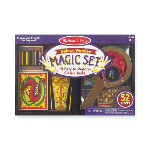 Deluxe Wooden Magic Set - JKA Toys