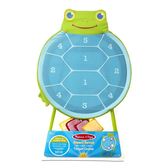 Dilly Dally Turtle Target Game - JKA Toys