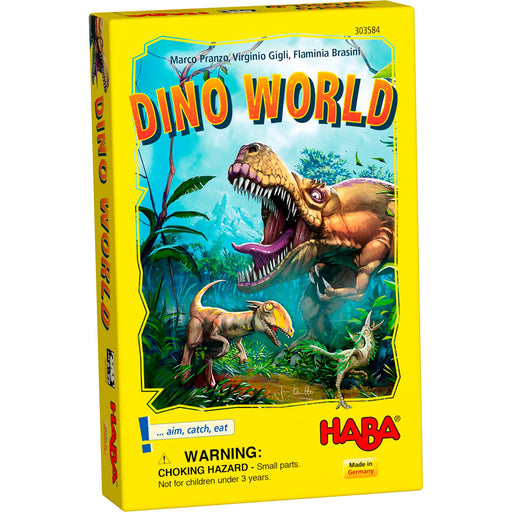 Dino World Game - JKA Toys