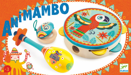 Animambo 3 Instrument Set - JKA Toys