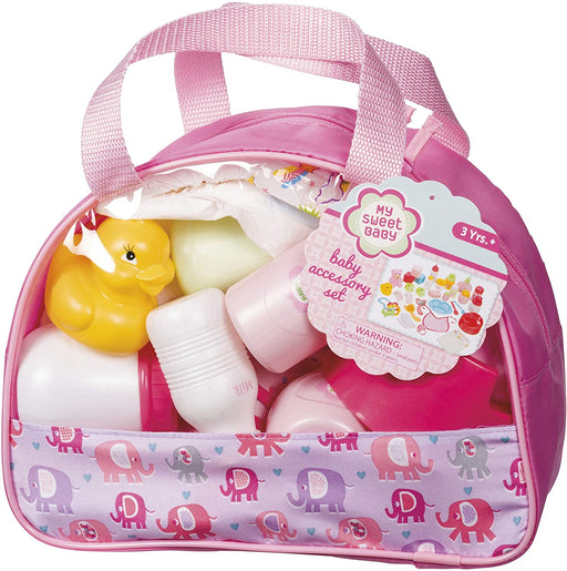 Baby Care Accessory Kit - JKA Toys