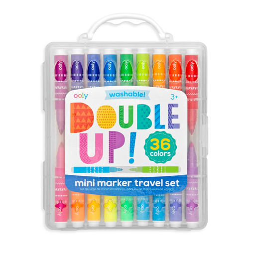 Double Up! Mini Markers - JKA Toys