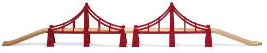 Double Suspension Bridge - JKA Toys