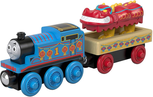 Thomas & Friends: Thomas & The Dragon Wooden Train - JKA Toys