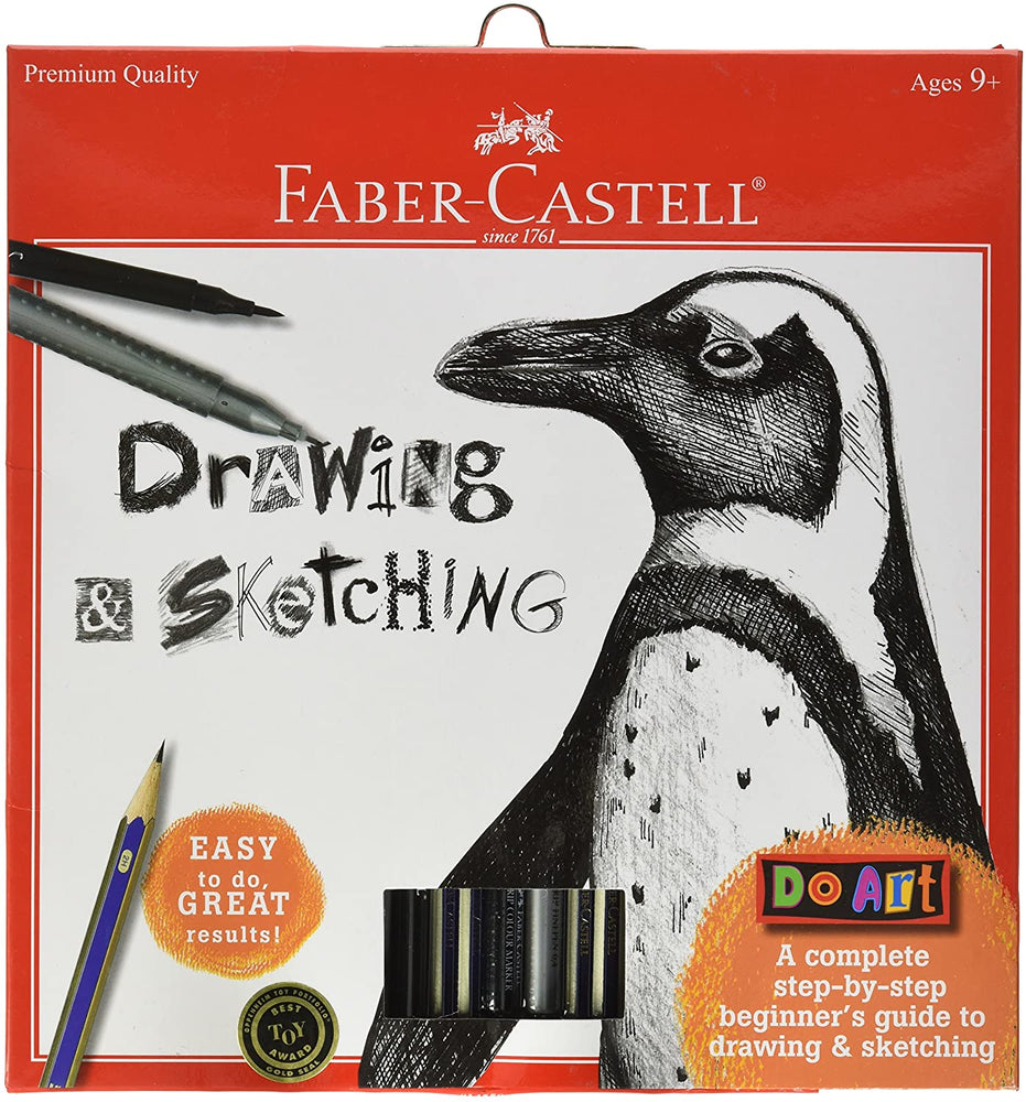 Do Art Drawing & Sketching Kit - JKA Toys