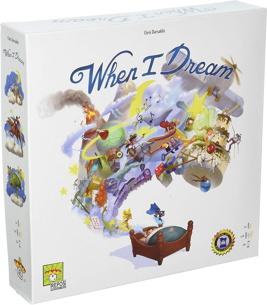 When I Dream Game - JKA Toys