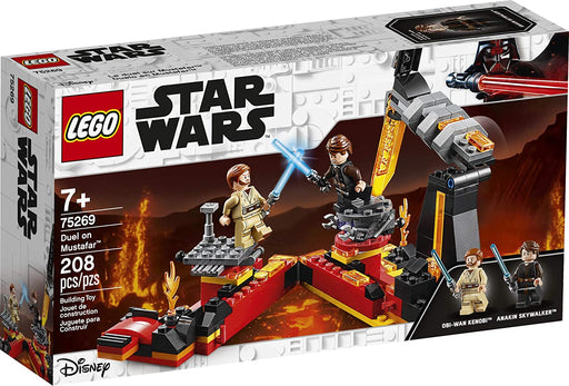 LEGO Star Wars: Duel on Mustafar - JKA Toys