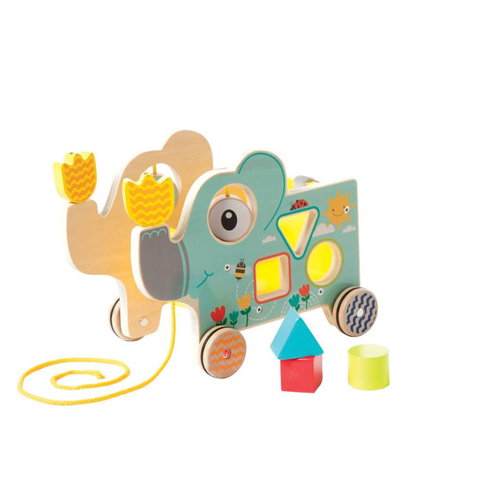 My Pal Elly Pull Toy - JKA Toys