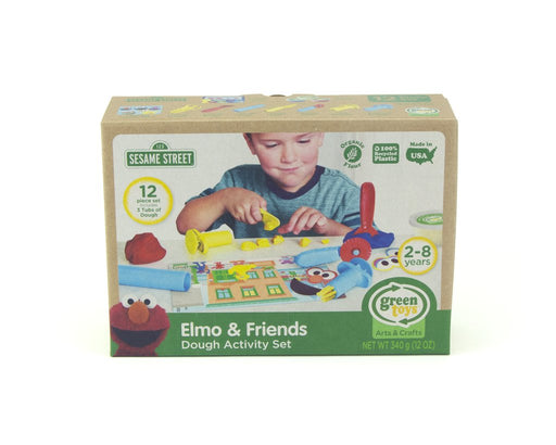 Elmo & Friends Dough Activity Set - JKA Toys