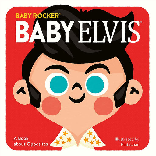 Baby Elvis Board Book - JKA Toys