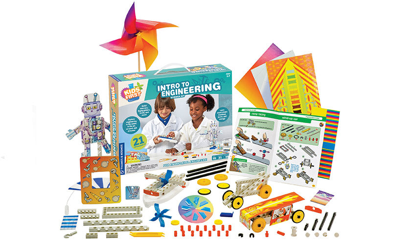 Intro To Engineering - JKA Toys