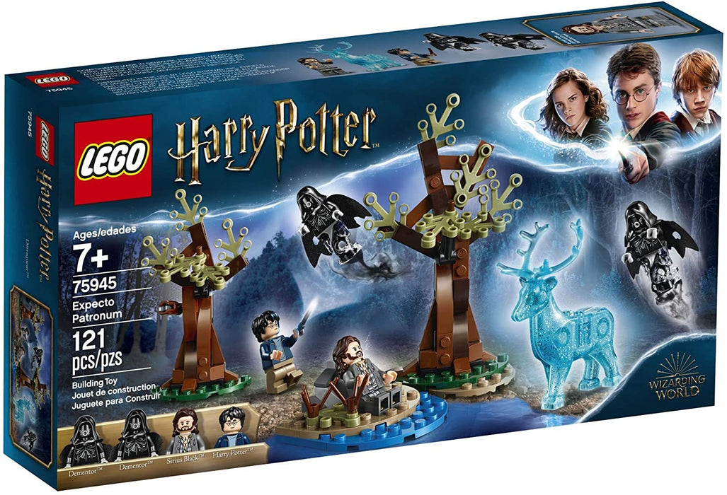 Harry Potter Expecto Patronum - JKA Toys