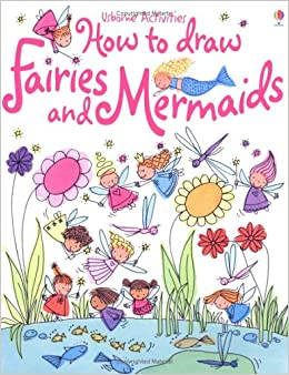 How To Draw Fairies & Mermaids - JKA Toys