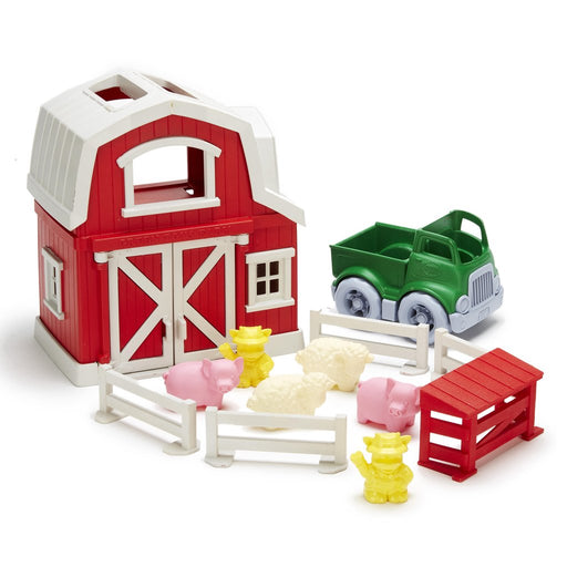 Farm Playset - JKA Toys
