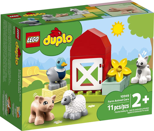 LEGO Duplo Farm Animal Care