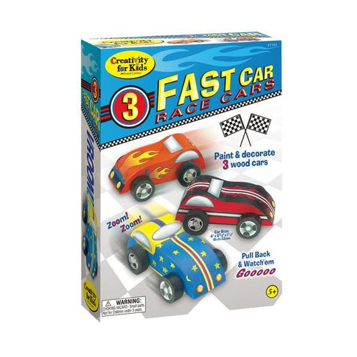 Fast Car Race Cars - JKA Toys