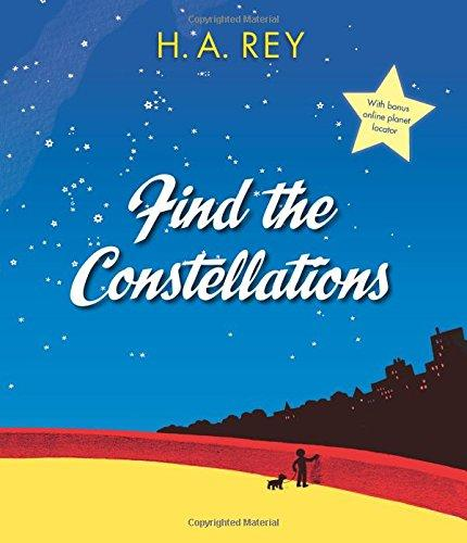 Find The Constellations Hardcover Book - JKA Toys