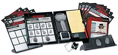 Fingerprint Kit - JKA Toys