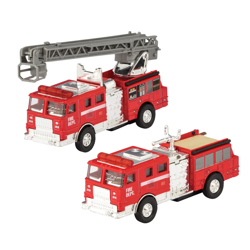 Diecast Fire Engine - JKA Toys